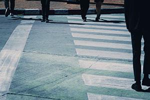 california pedestrian laws
